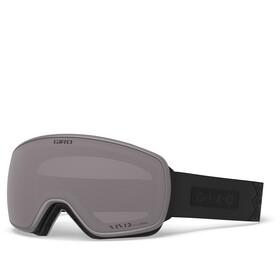 Giro Eave Maschera Donna, black velvet/vivid onyx/vivid infrared